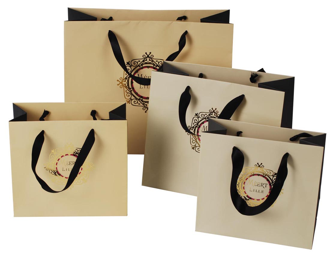 Kraft paper bags printing manufacturer in al ain sahara custom design kraft paper bag manufacturer in uae luxury kraft paper bags printing in dubai jeuxipadfo Image collections